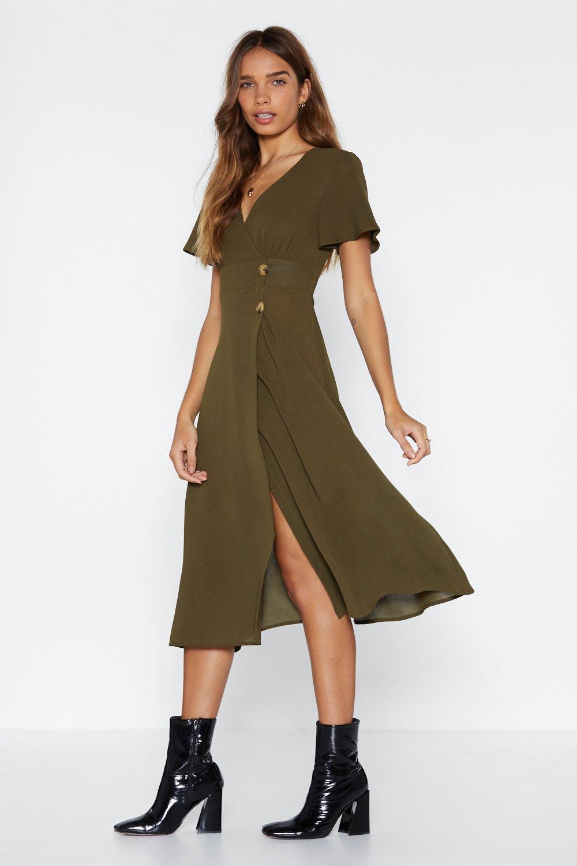 3e305c287342 Make It a Double Midi Dress | Shop Clothes at Nasty Gal!