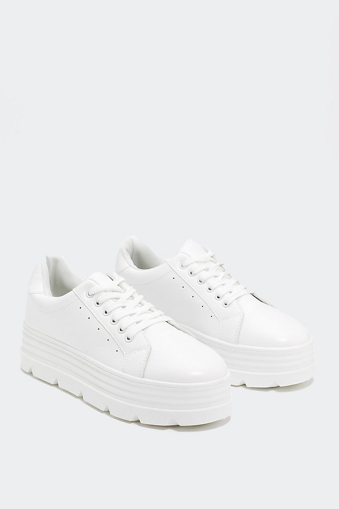 Make a Break For It Platform Sneaker | Shop Clothes at Nasty Gal!