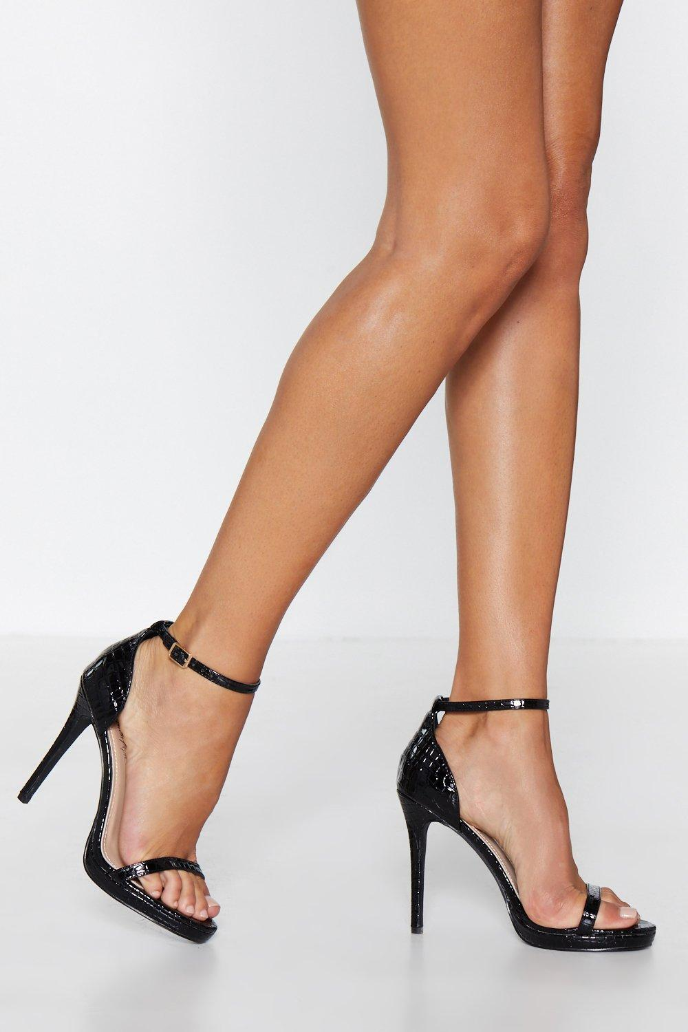 4fb933255 Stepping Out Stiletto Heel | Shop Clothes at Nasty Gal!