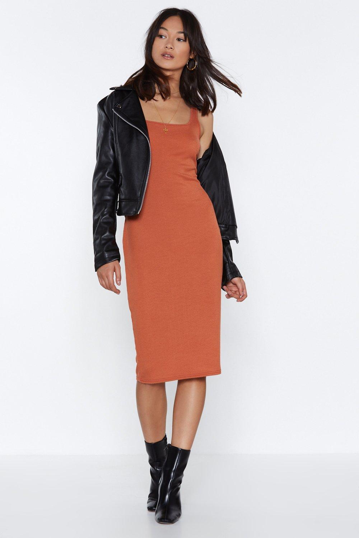 Tight Midi Dresses
