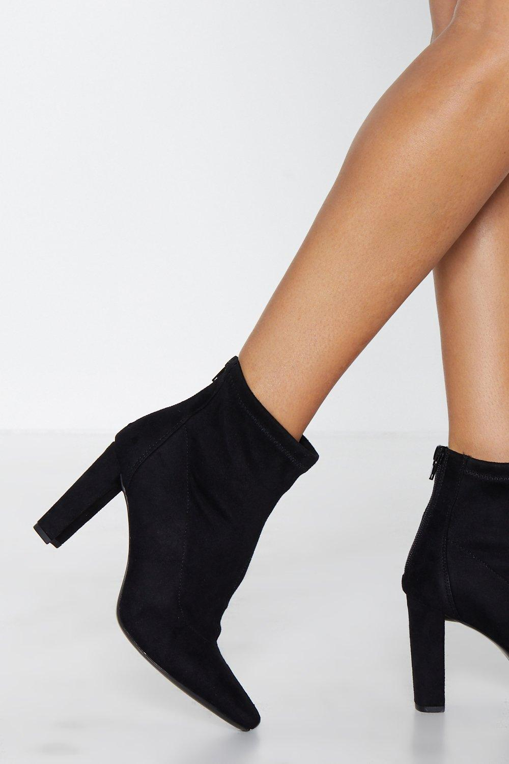 6cd6ff62a7e Need a Lift Faux Suede Boot | Shop Clothes at Nasty Gal!