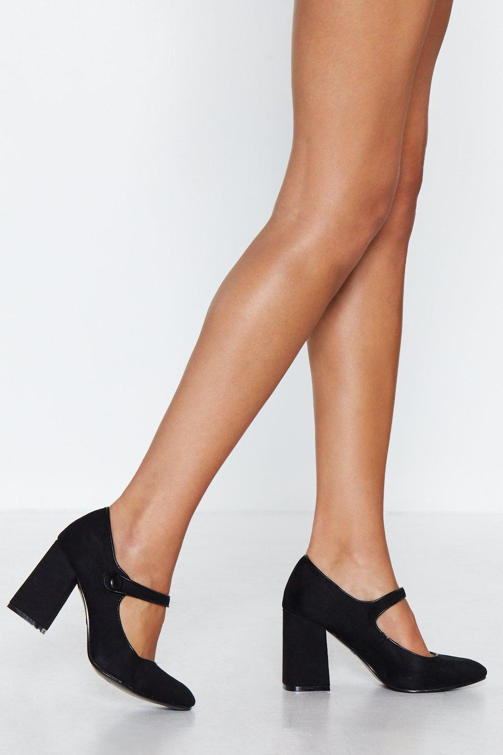 2973adcd8ddd0 Marry Me Mary Jane Heel | Shop Clothes at Nasty Gal!
