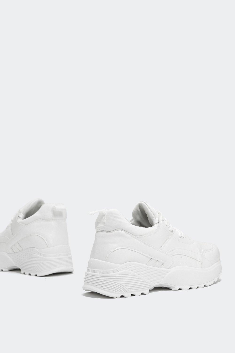 c57f1380c The Life and Chunky Sole Sneaker   Shop Clothes at Nasty Gal!