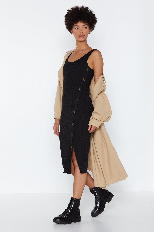 074c3b92de806f Good Side Knit Midi Dress | Shop Clothes at Nasty Gal!