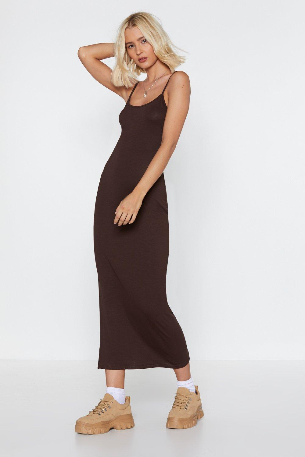 2a4404aba0b To Maxi Cami Dress | Shop Clothes at Nasty Gal!