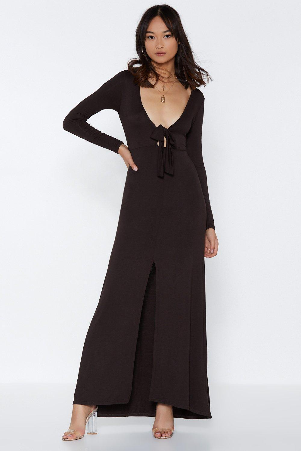 350647f38d2 Knot My Problem Maxi Dress | Shop Clothes at Nasty Gal!