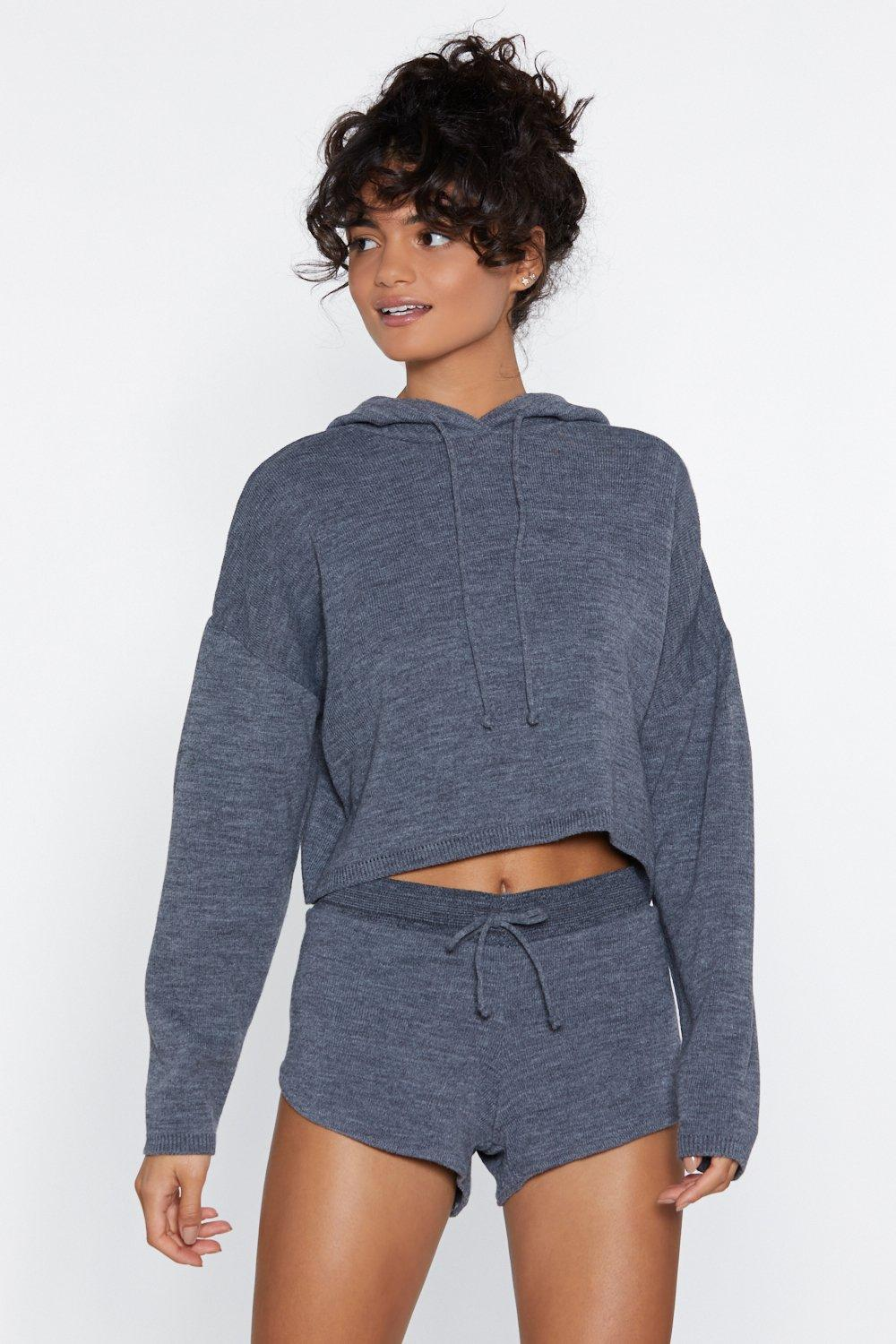 6a7166160 Warm Heart Sweater and Shorts Set | Shop Clothes at Nasty Gal!