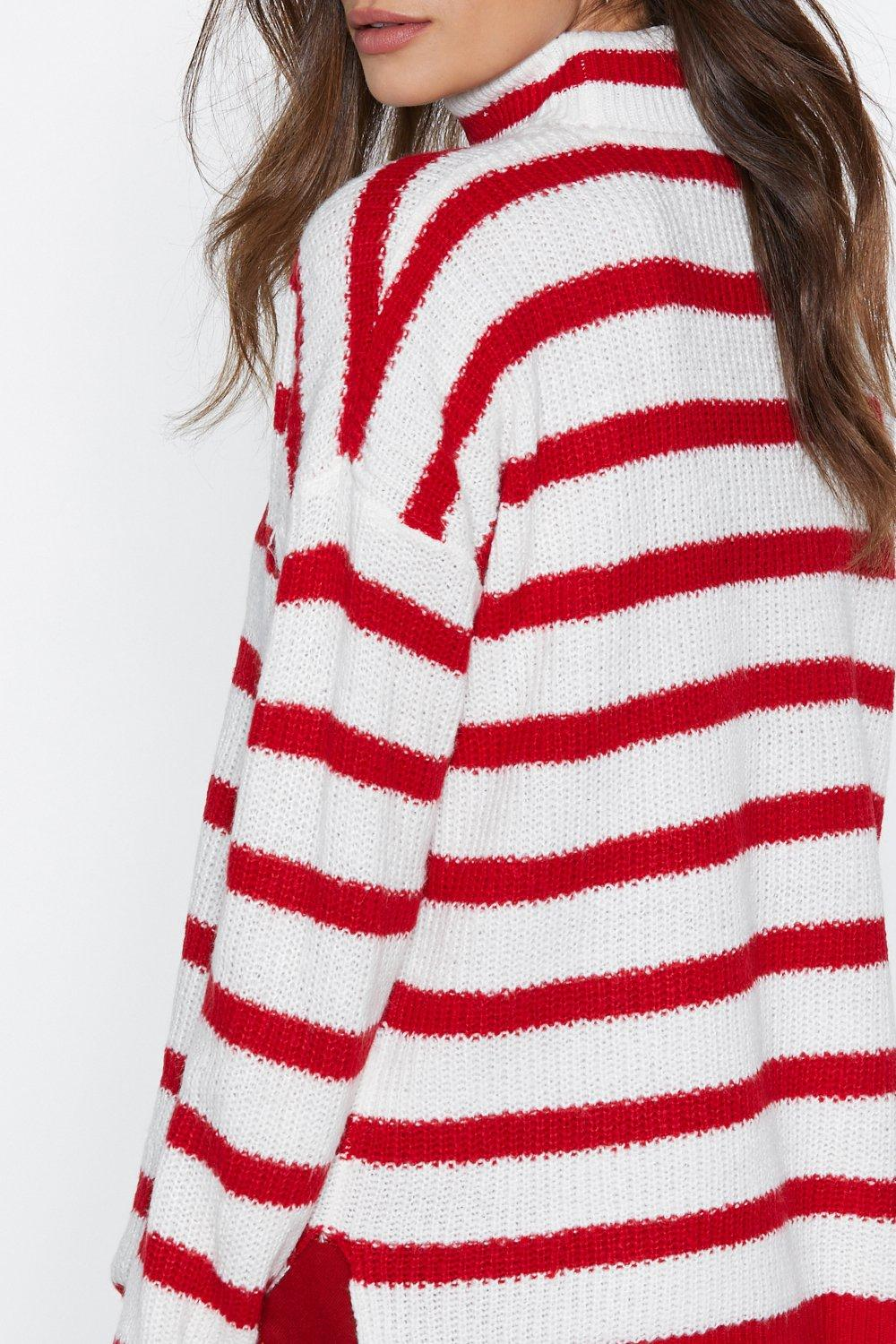 833da2990f5 Straight From the Heart Turtleneck Sweater