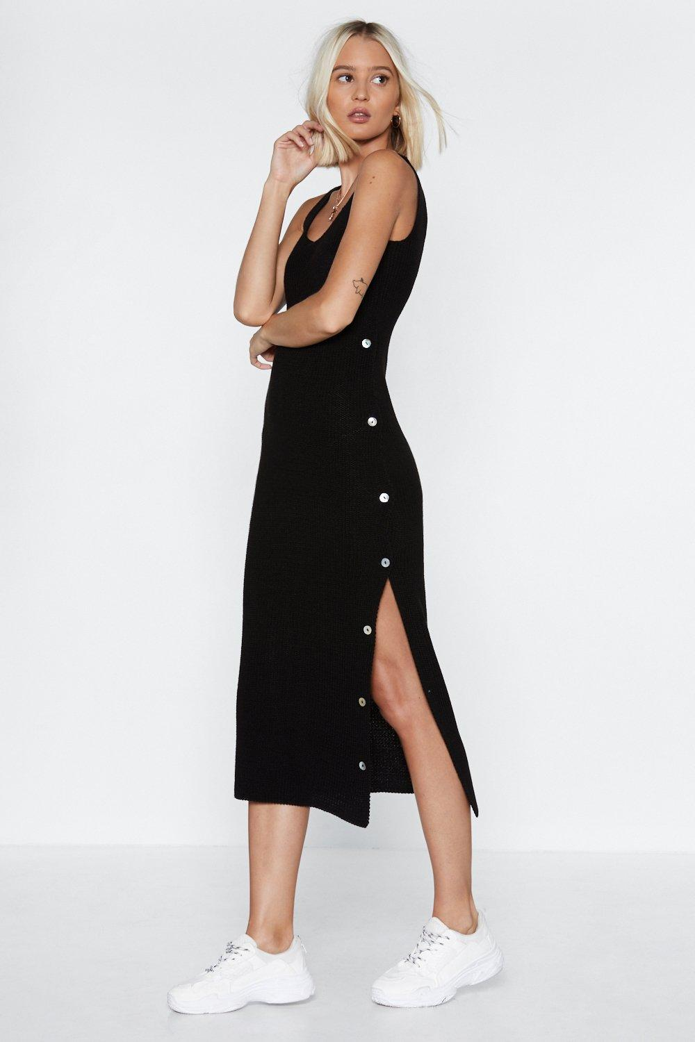 5ccbbb3fd90515 Knit Right There Midi Dress | Shop Clothes at Nasty Gal!