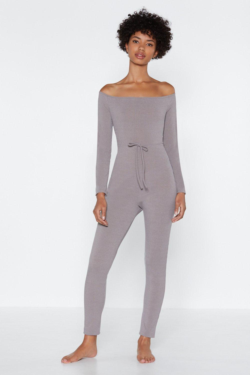 6757e5f689974 Rest Up Lounge Jumpsuit