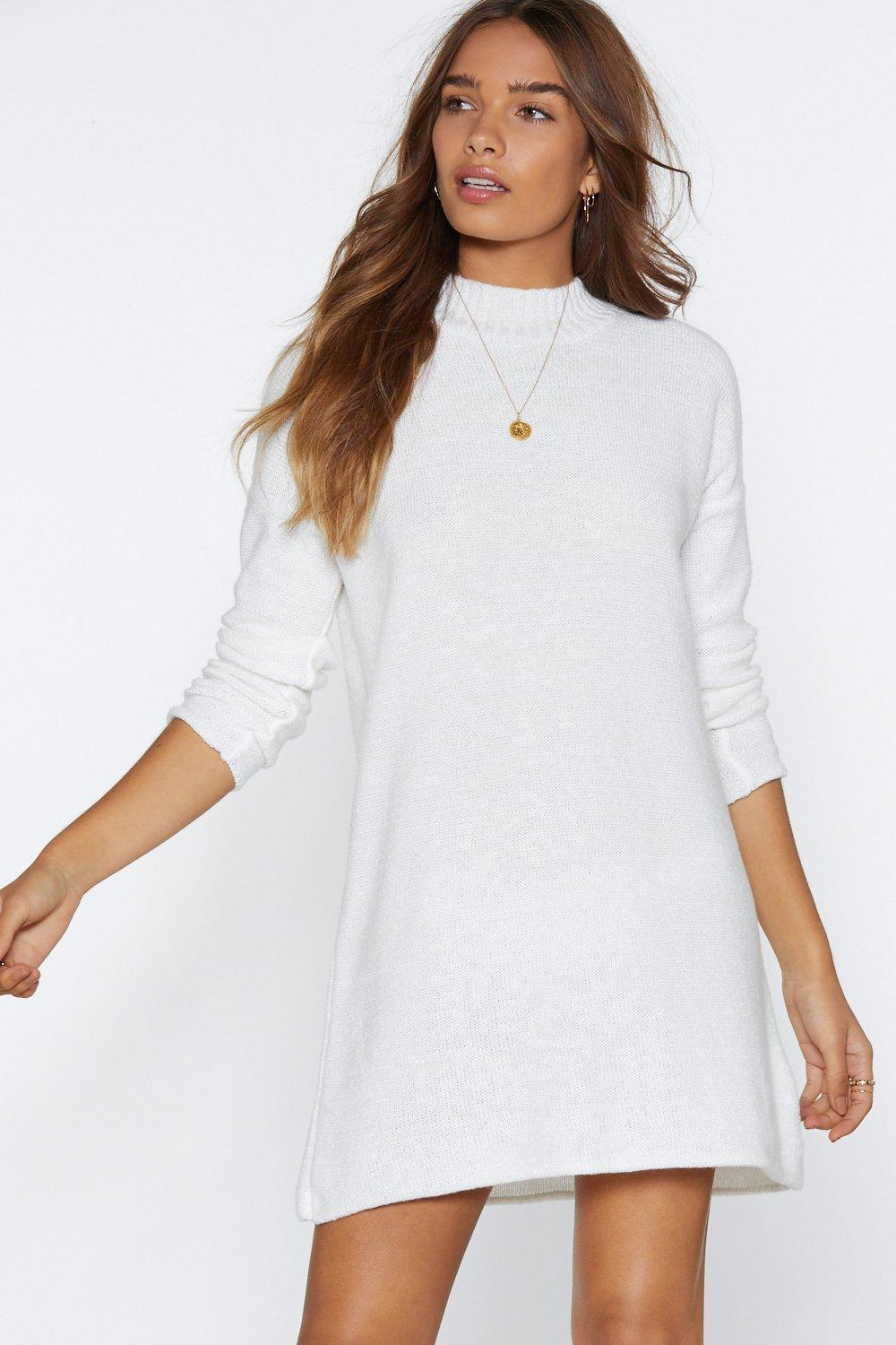 e36bb80e4b5 ... Knit Out Sweater Dress. Hover to zoom