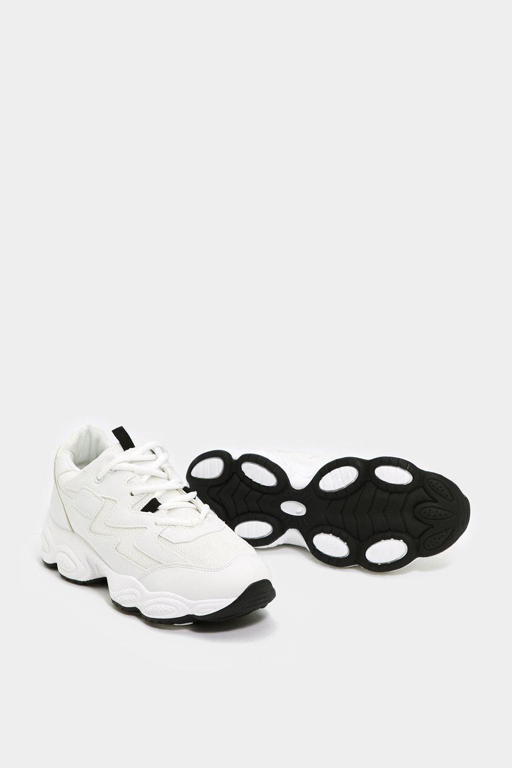 3ef15a930d1 Bubble Maker Chunky Sneaker | Shop Clothes at Nasty Gal!