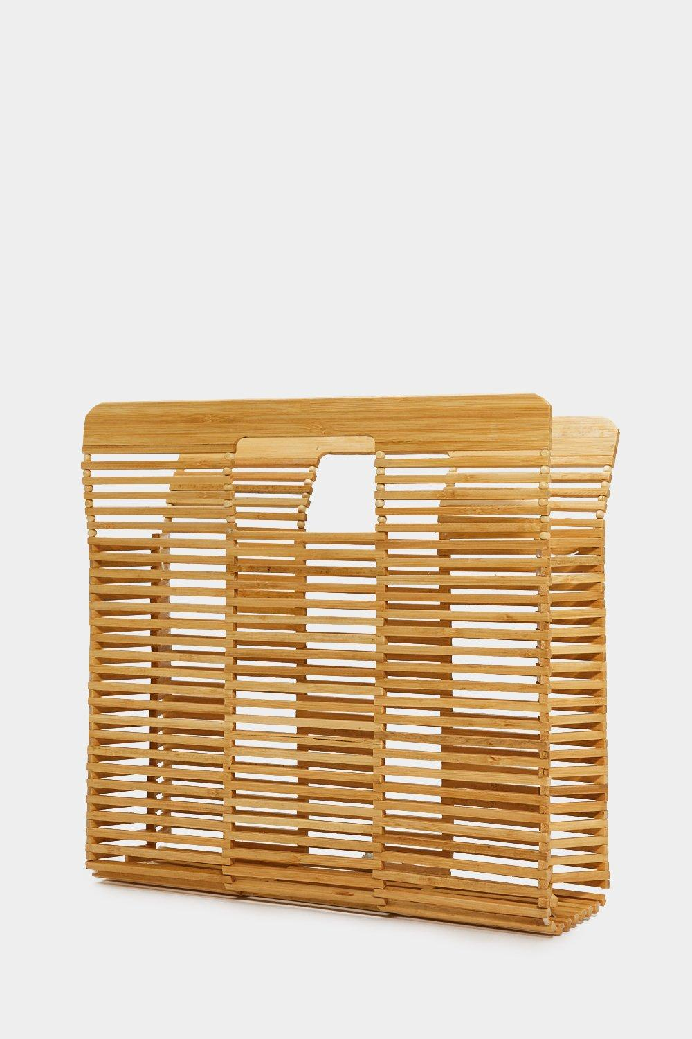 16d1f4be54 WANT Touch Wood Clutch Bag | Shop Clothes at Nasty Gal!