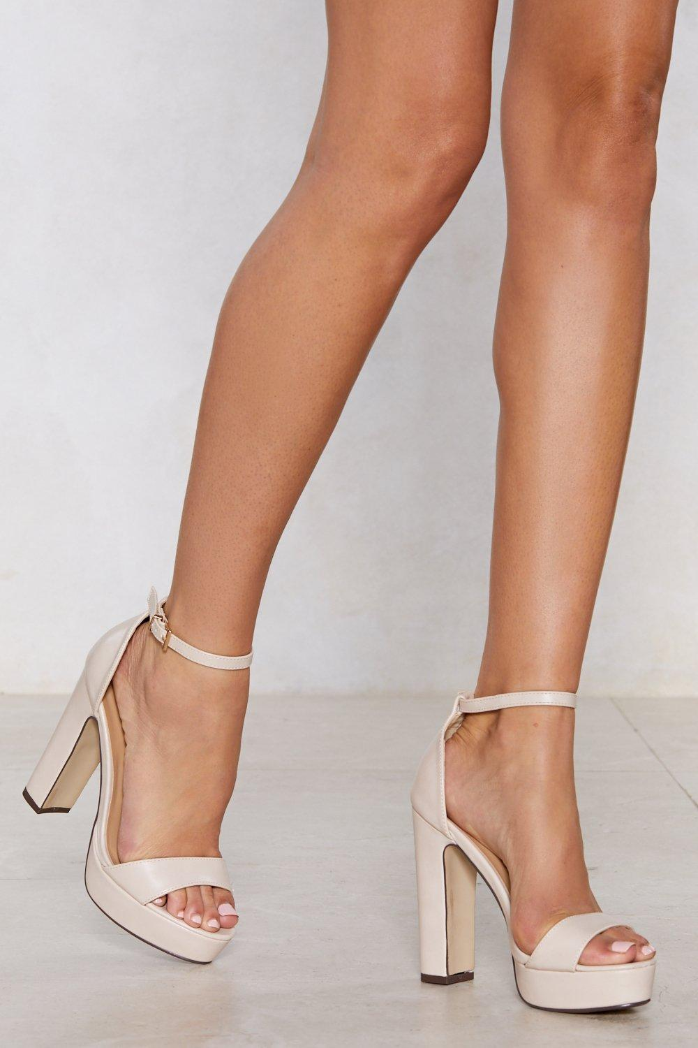 On the Rise Platform Heel fashion Style cheap price sale authentic cheap price cost a130wSIRN