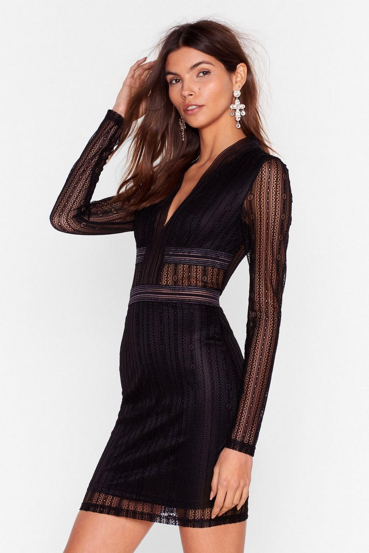 Romantic Dark Dress