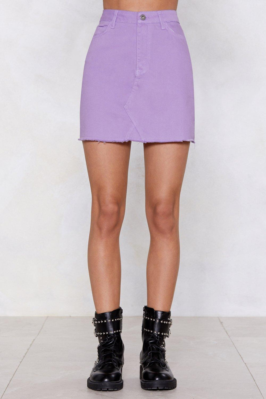 4e84518b5a Knock Hem Dead Denim Skirt | Shop Clothes at Nasty Gal!