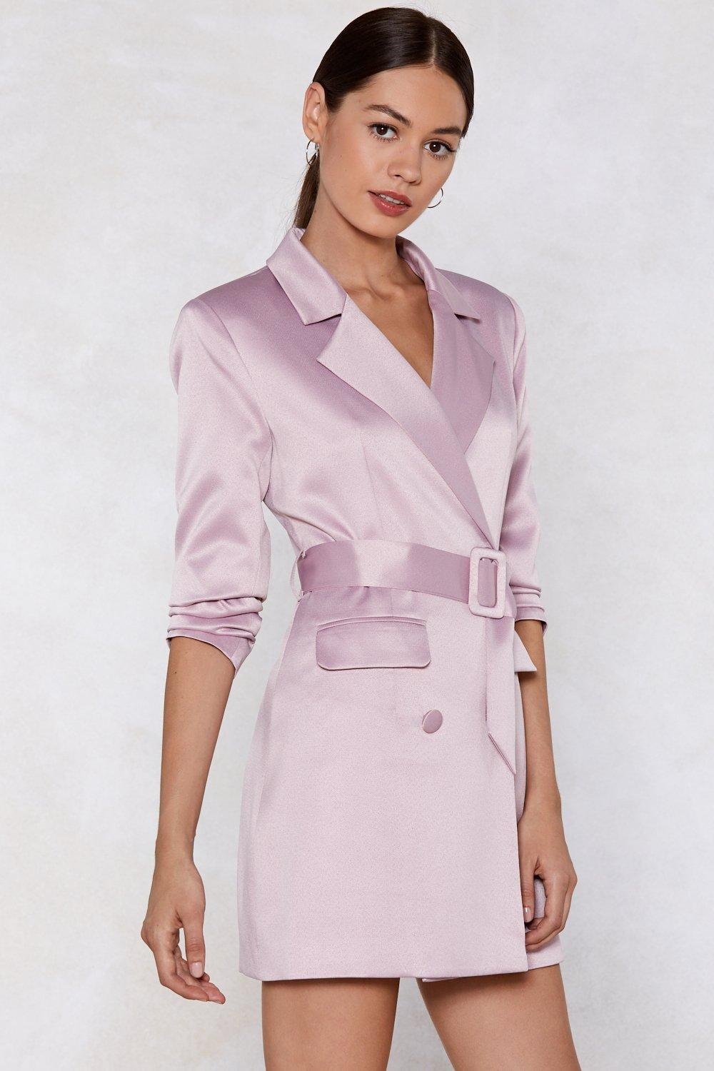 e76594d807f1 Powers That Be Blazer Dress | Shop Clothes at Nasty Gal!