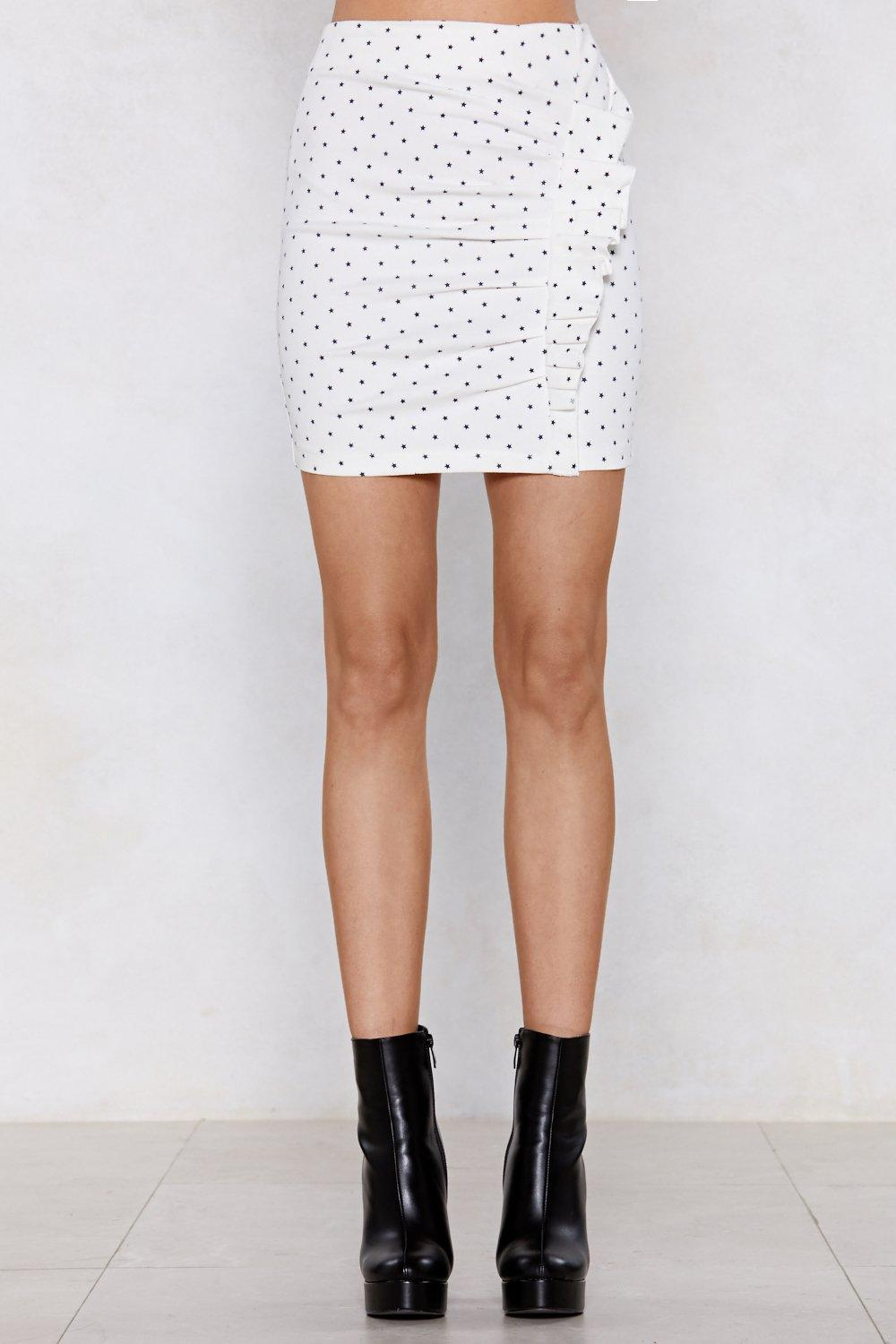 1a6263f3de8a Get Ruffle Star Skirt. Hover to zoom