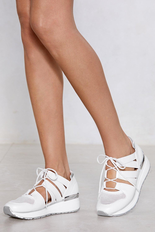 Catch 'Em Cut-Out Sneaker how much sale online free shipping excellent discount online tbZDMPkL