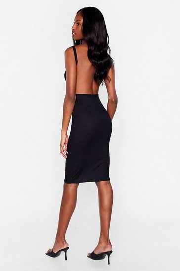 Were Going Out Tonight Ribbed Dress Shop Clothes At Nasty Gal