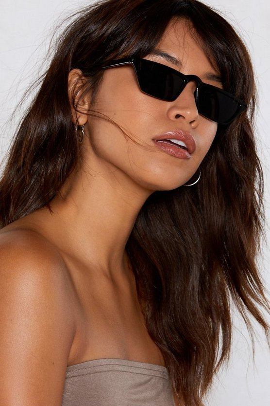 Back To Reality Shades by Nasty Gal