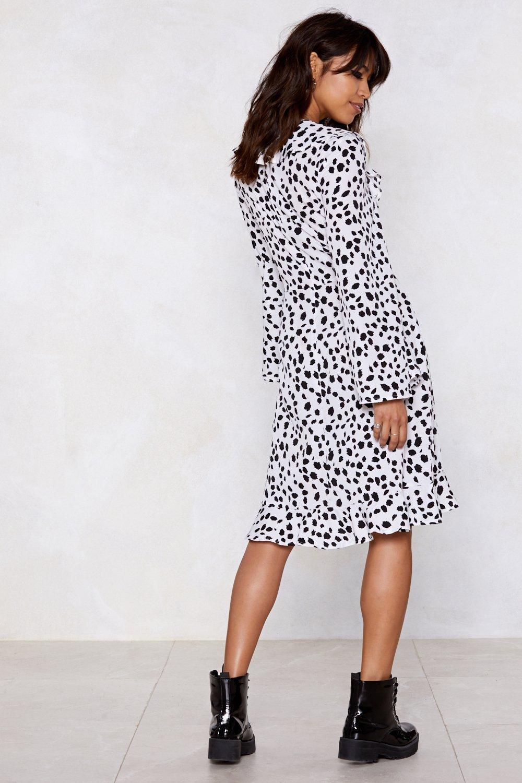 e964e2fc09 In the Spot-light Dalmatian Dress