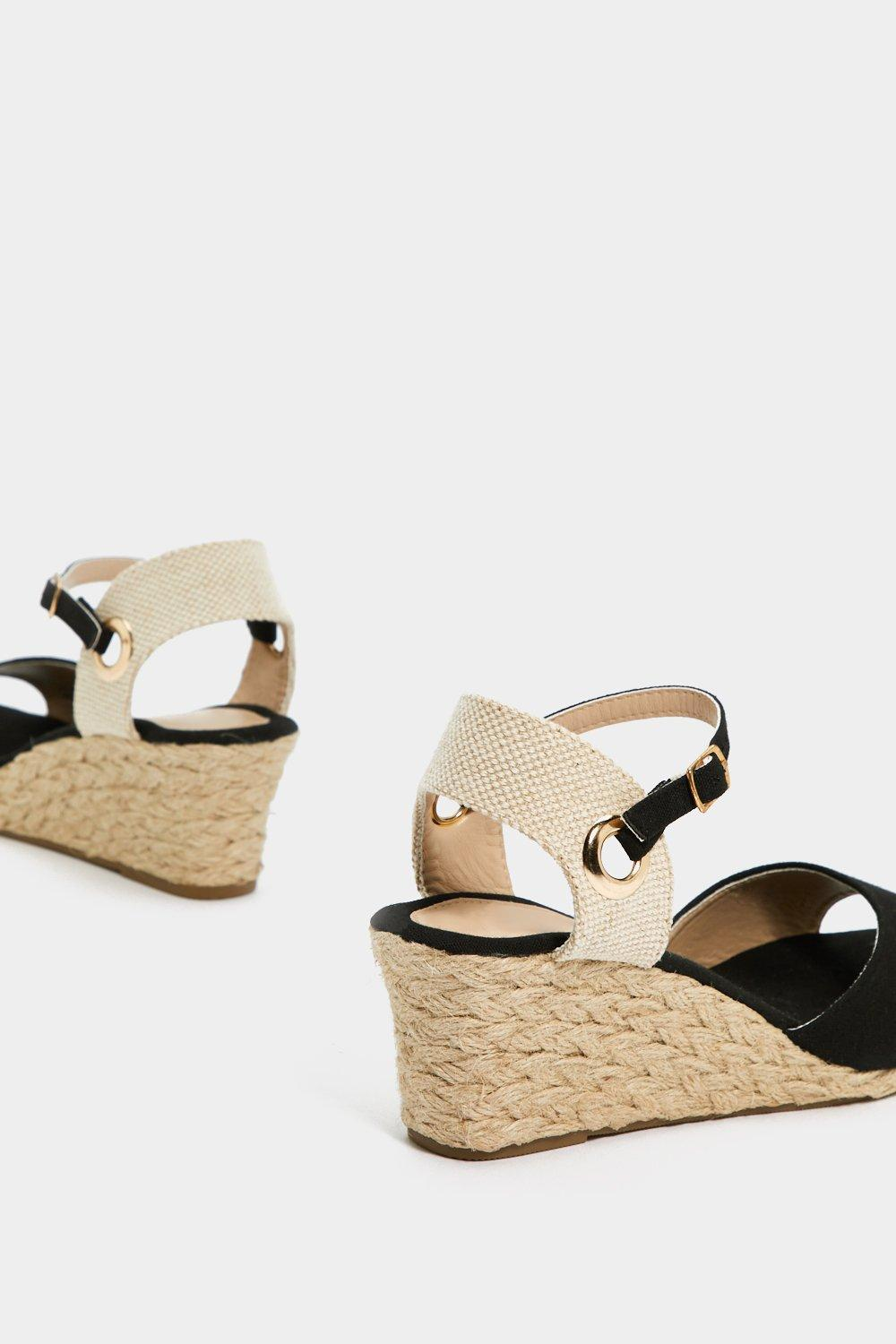 1c96fa3904 It's Up to You Wedge Sandal | Shop Clothes at Nasty Gal!