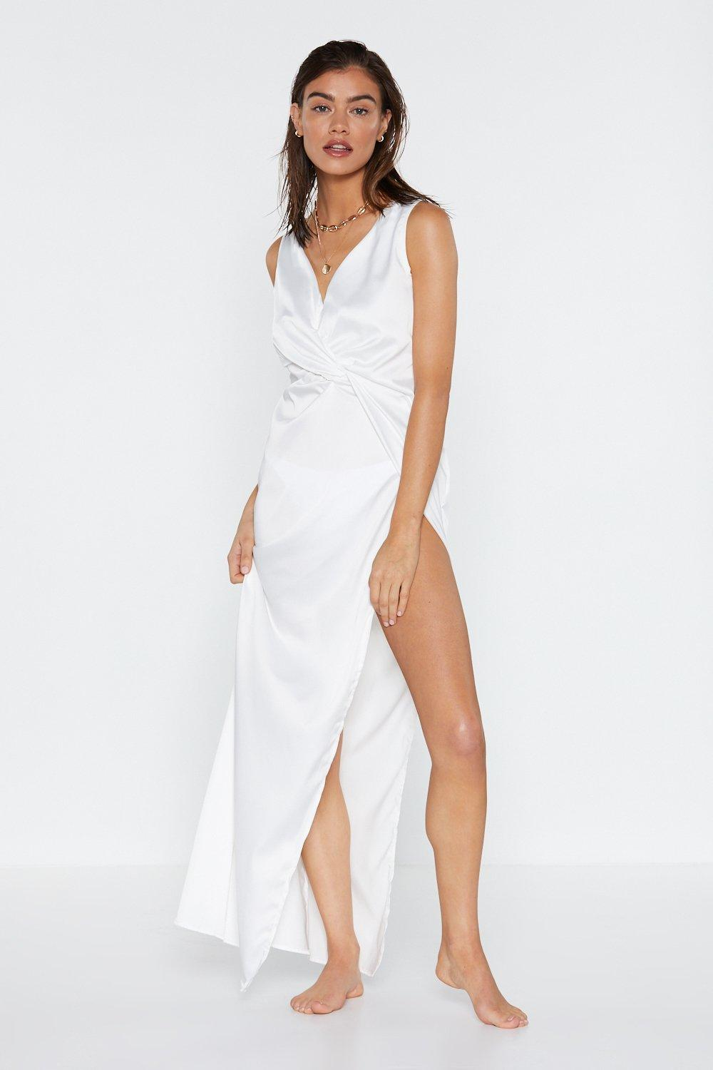 254763a6fe42 Forget You Knot Maxi Dress | Shop Clothes at Nasty Gal!