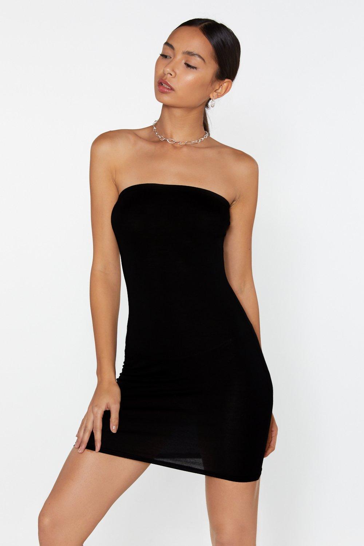 133223a336c6 Serve 'Em Curve Bandeau Dress | Shop Clothes at Nasty Gal!