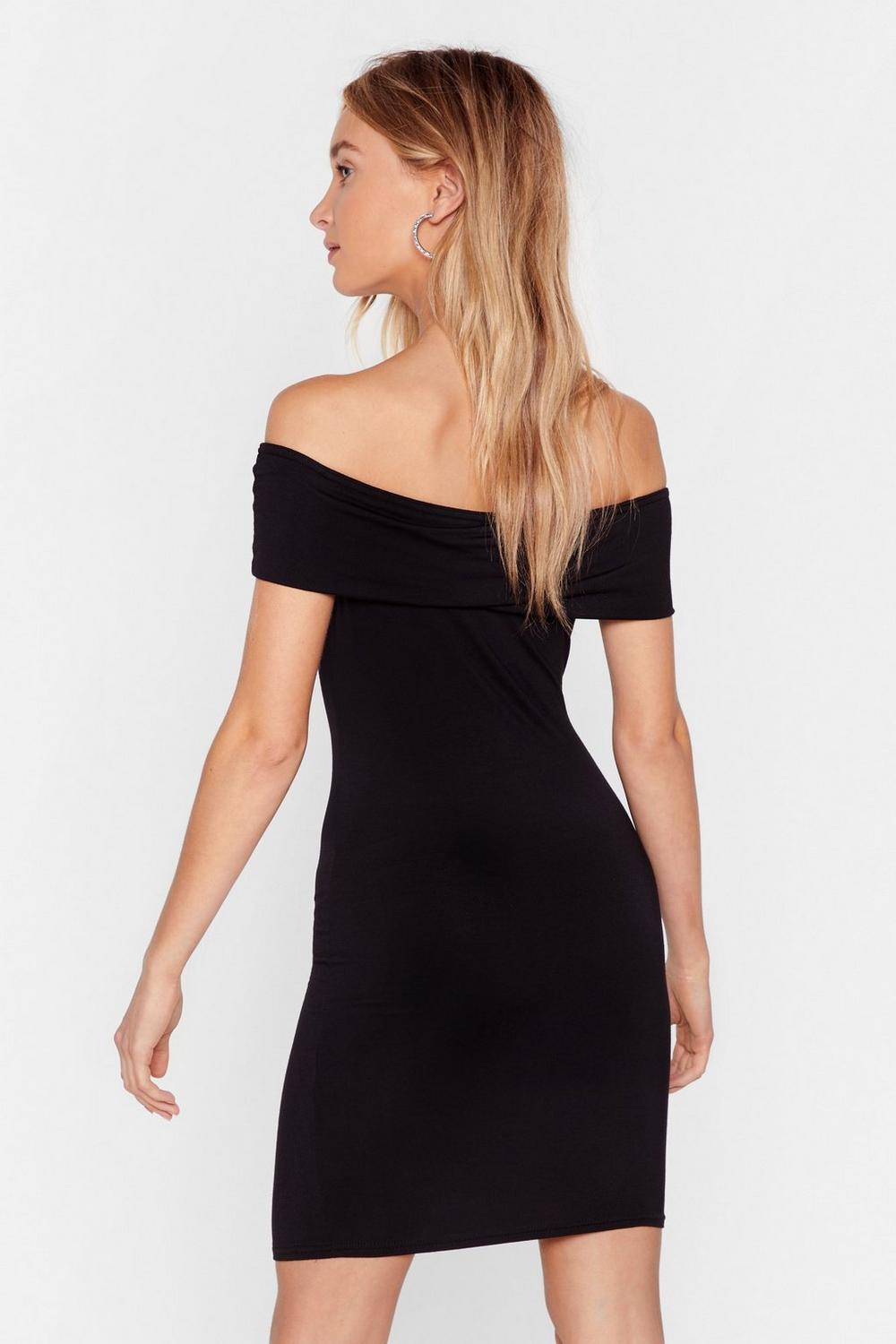 e3218aa8a710 Down Tonight Off-the-Shoulder Dress