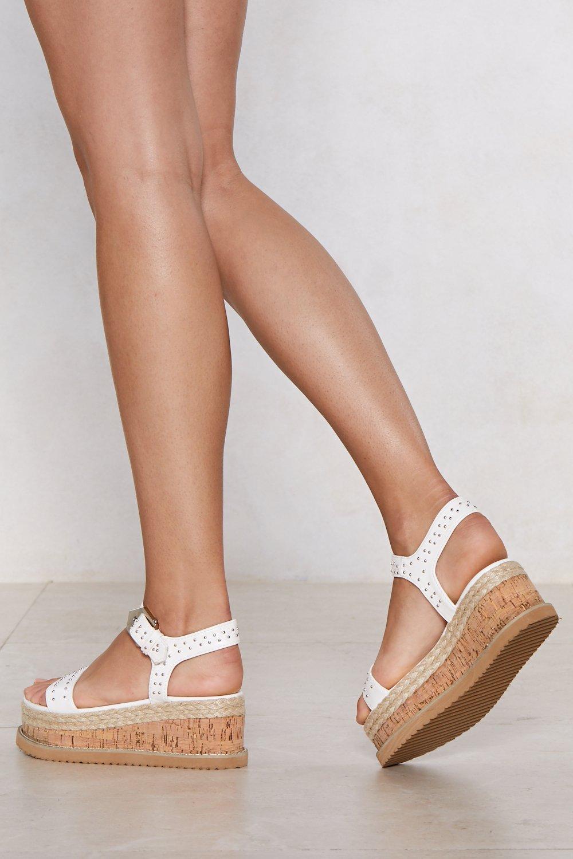 cheap sale visit new websites cheap price Stud Going Platform Sandal cheap sale professional VNmI9