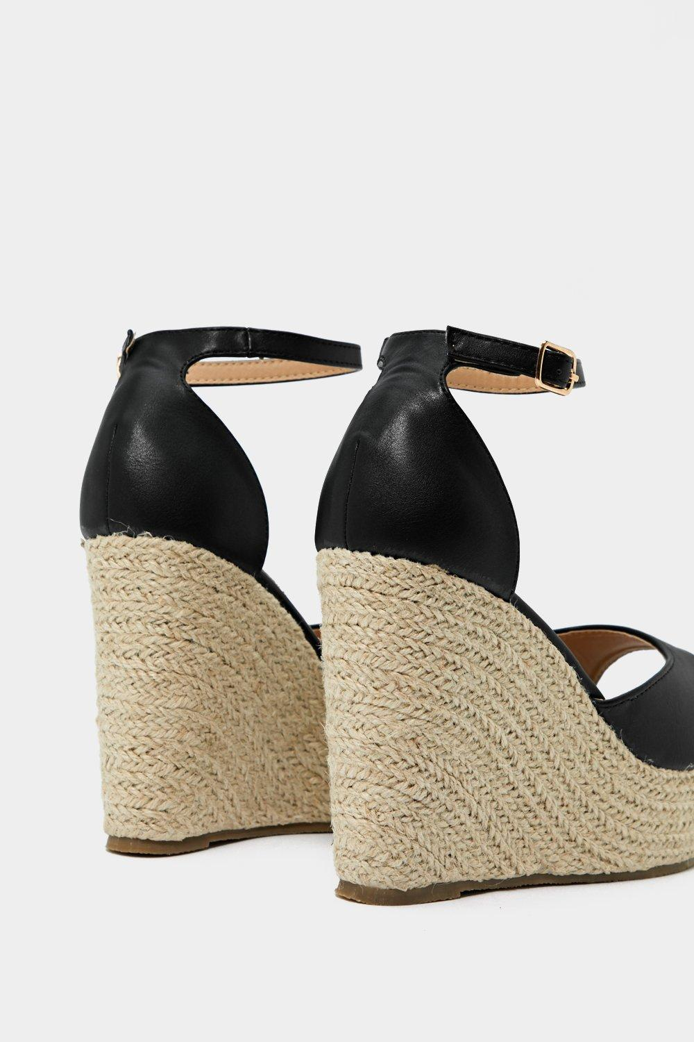 e7680828c47 Sunny Afternoon Espadrille Wedge Sandal | Shop Clothes at Nasty Gal!