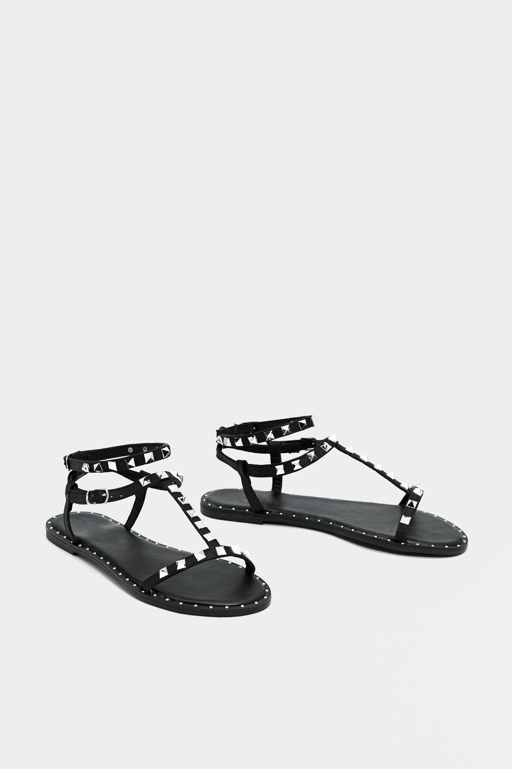 cheap price outlet sale clearance many kinds of Pyramid Song Stud Sandal supply for sale V92VTNhu