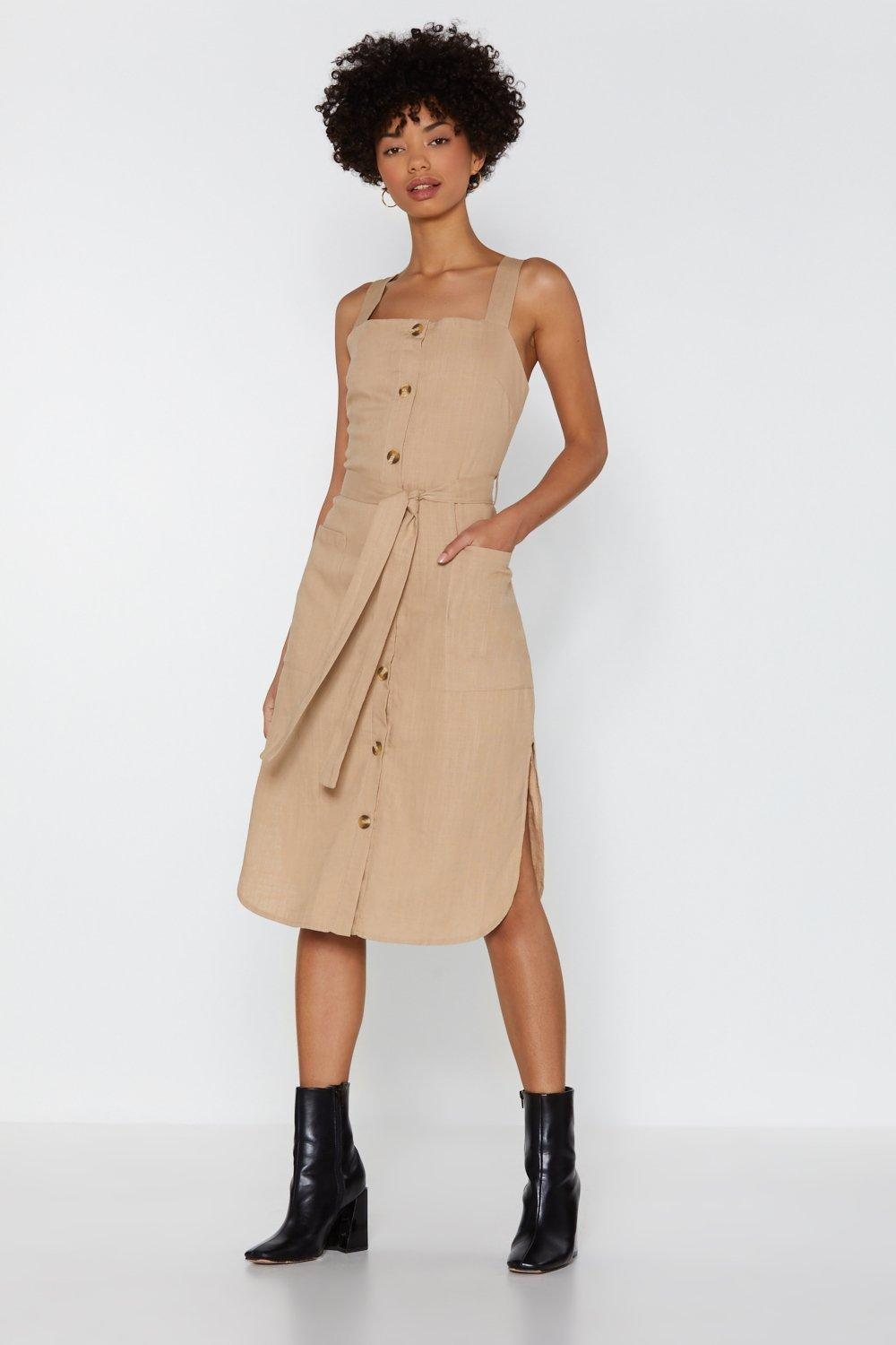 96db81286766 Lose Control Button-Down Dress | Shop Clothes at Nasty Gal!