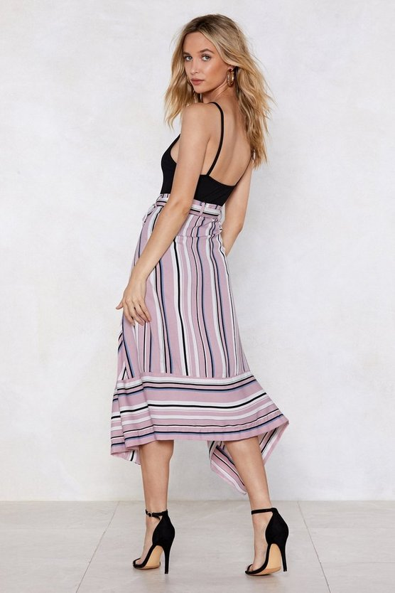 the-stripes-and-bright-stars-midi-skirt by nasty-gal