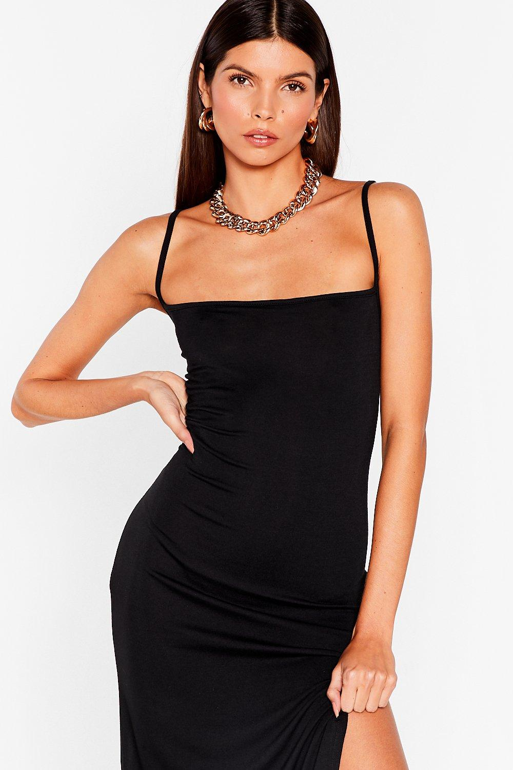 99e07607407 Square Neck Midi Dress | Shop Clothes at Nasty Gal!