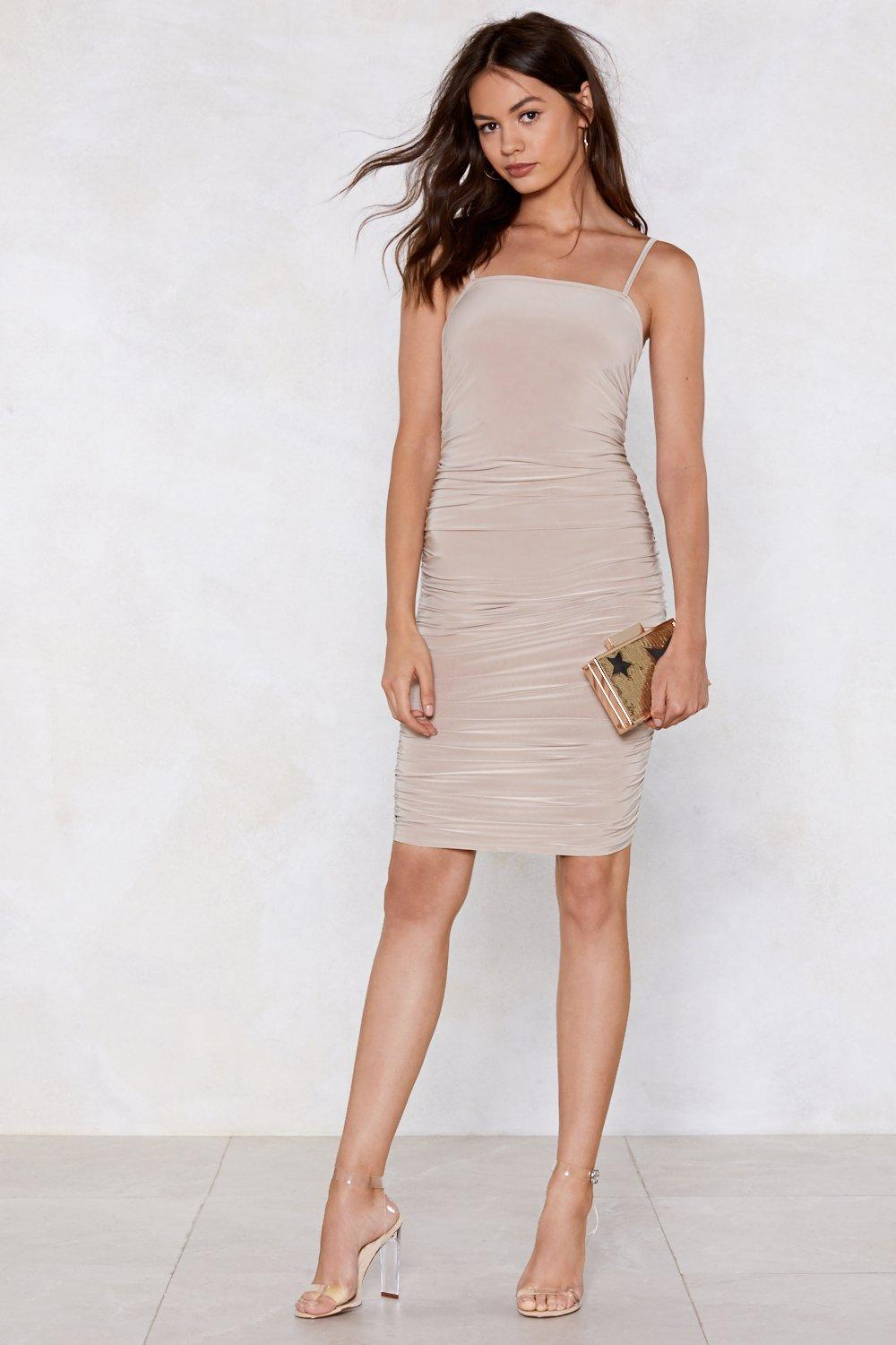 Runched Dress