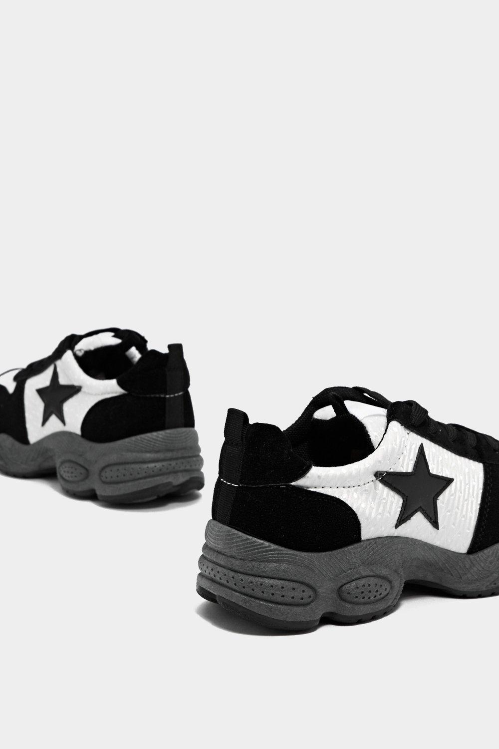 Blck Star Chunky Ugly Trainer websites sale online outlet with paypal order online free shipping really ckcW8