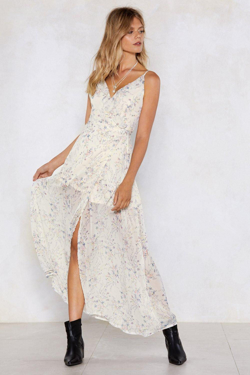 f9c182a46e0 ... Floral Maxi Dress. Hover to zoom