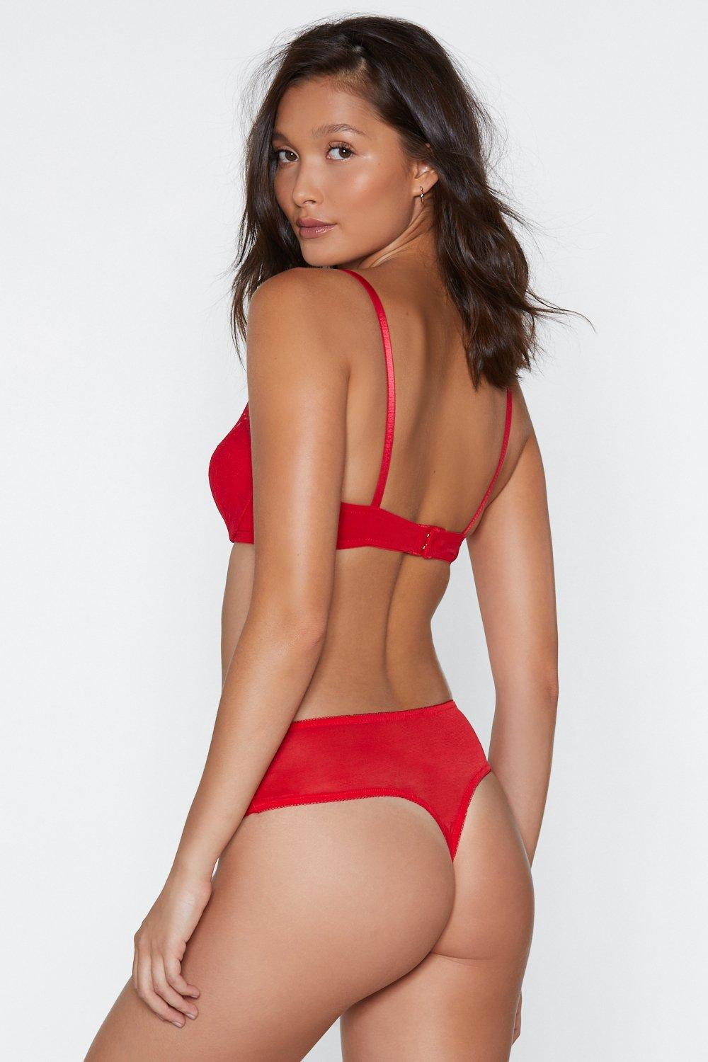 71960c914395 So Cheeky Lace Thong | Shop Clothes at Nasty Gal!