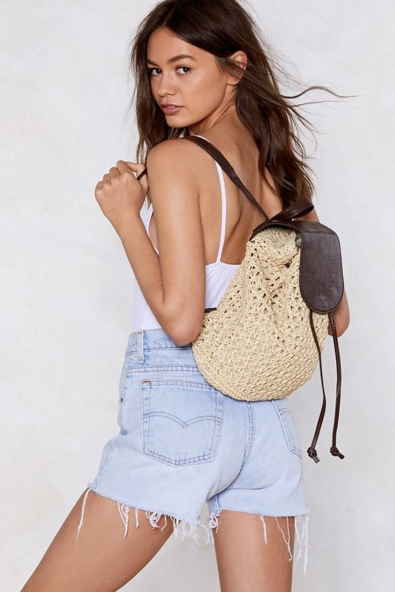 tie-the-knot-woven-backpack by nasty-gal