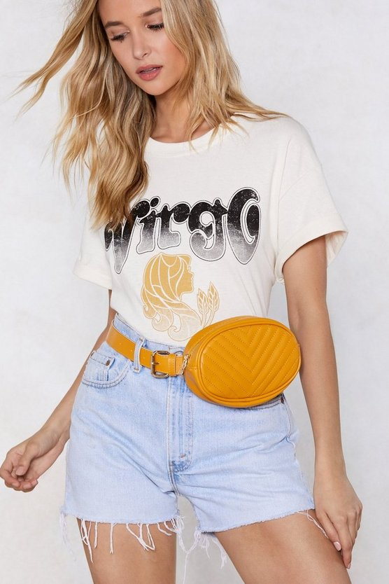 Wanted We Quilt This City Fanny Pack by Nasty Gal