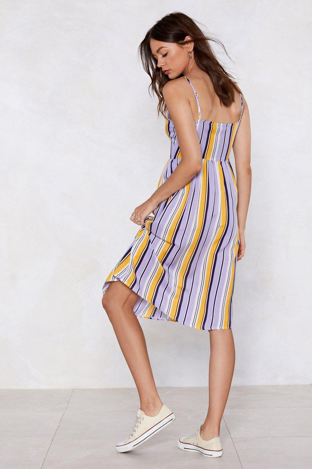 3b3f86eeb18a Get the Facts Straight Midi Dress | Shop Clothes at Nasty Gal!