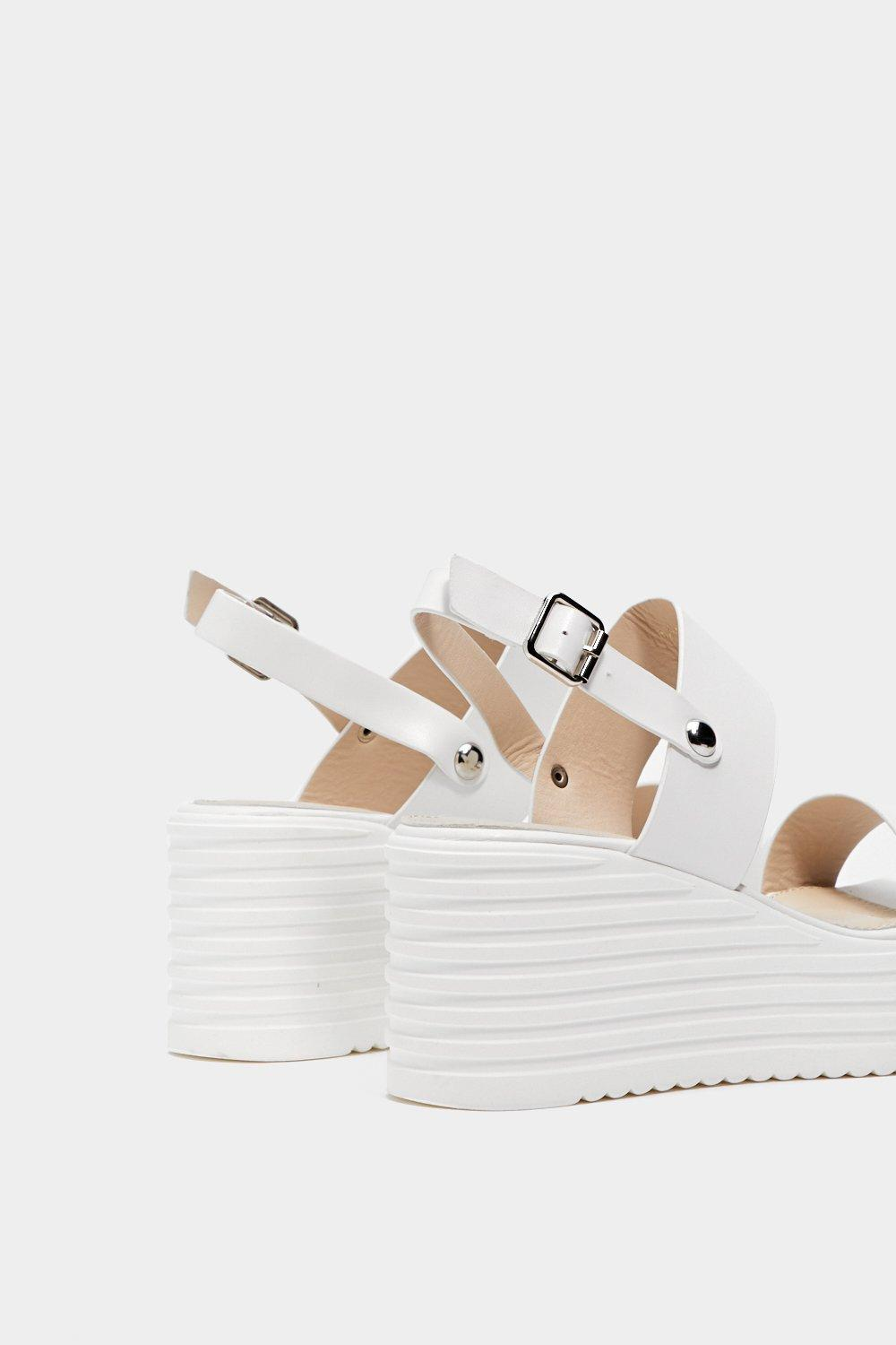 Need a Lift Wedge Sandal buy cheap new styles with credit card for sale marketable sale online cheap with mastercard cheap low shipping epEnSAL