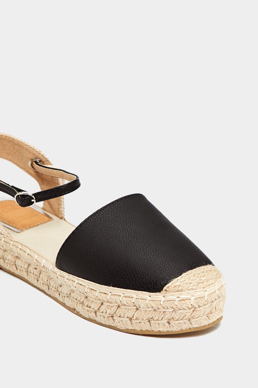 footlocker pictures buy cheap original Know the Ropes Espadrille Platform cheap huge surprise supply online discount wholesale price 79wsDpcflA