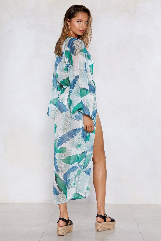 c9c43a59b6c15 Hey Beach Palm Cover-Up Kimono | Shop Clothes at Nasty Gal!