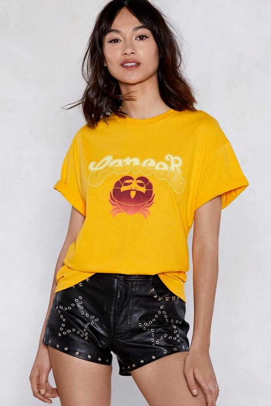 Cancer Girl Tee by Nasty Gal