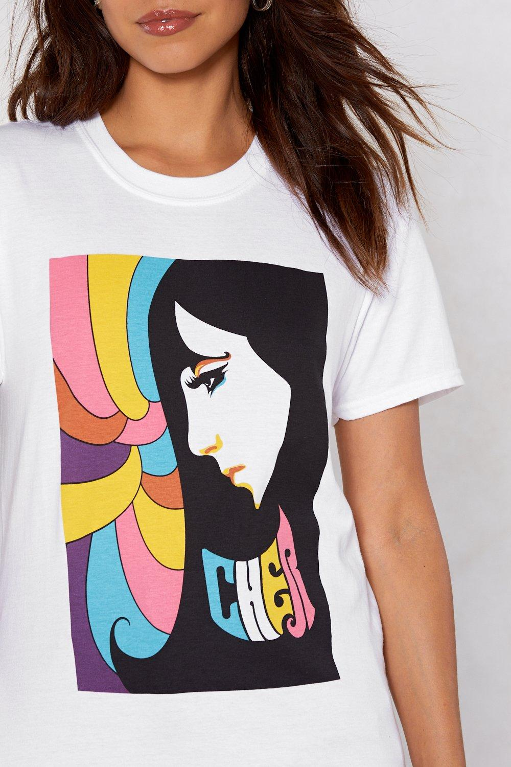 43bed06b Cher Relaxed Tee   Shop Clothes at Nasty Gal!