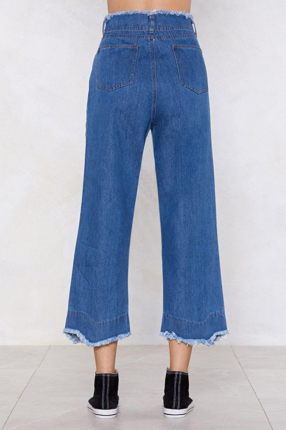 5595e18c29bbc End in View Wide-Leg Jeans. Hover to zoom