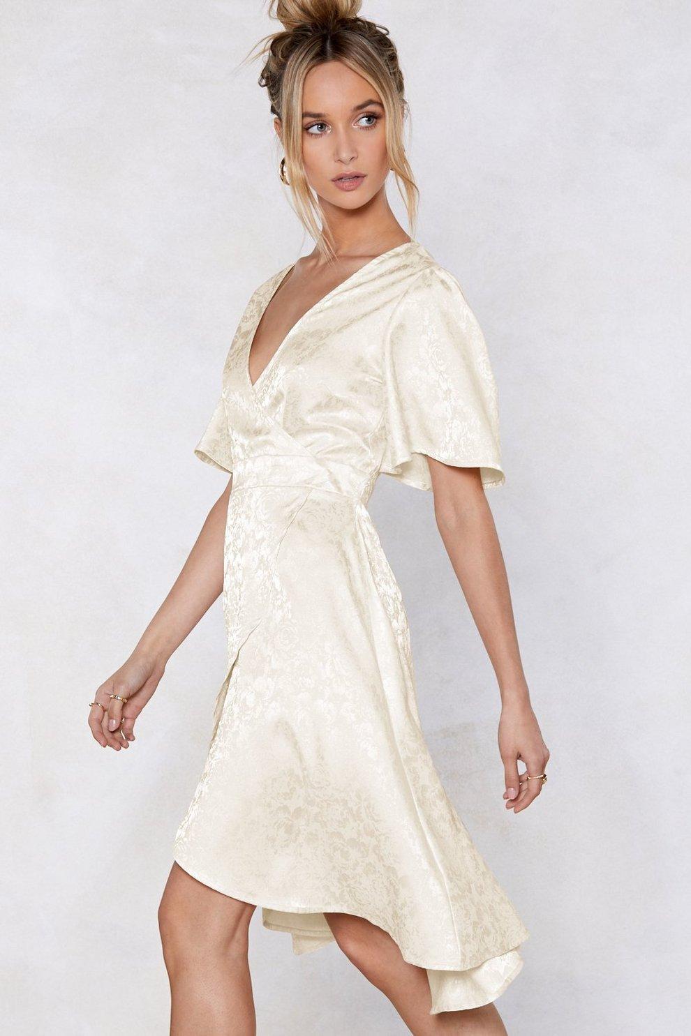 eecc8f1c084 Womens Cream Turn Heads Jacquard Dress